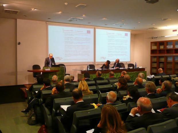 HREII e Friends of the Earth: II conference on energy efficiency_October 2010, Rome