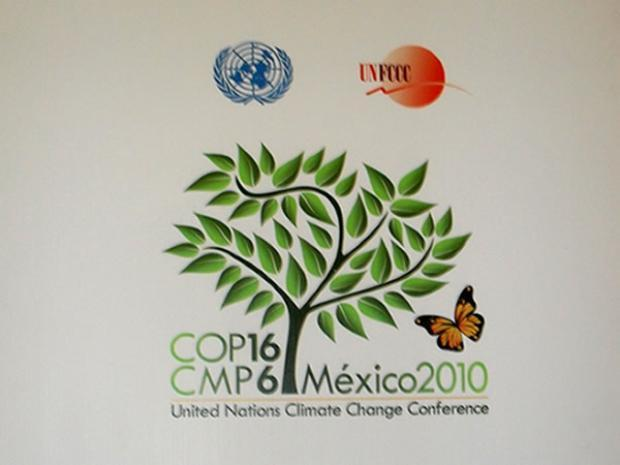 COP16  - Climate Change Conference, Cancun 2010